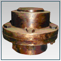 Geared Coupling