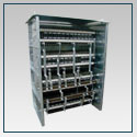 stainless steel Punch Grid Resistance Box